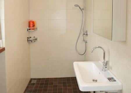 Dusche Umbau
